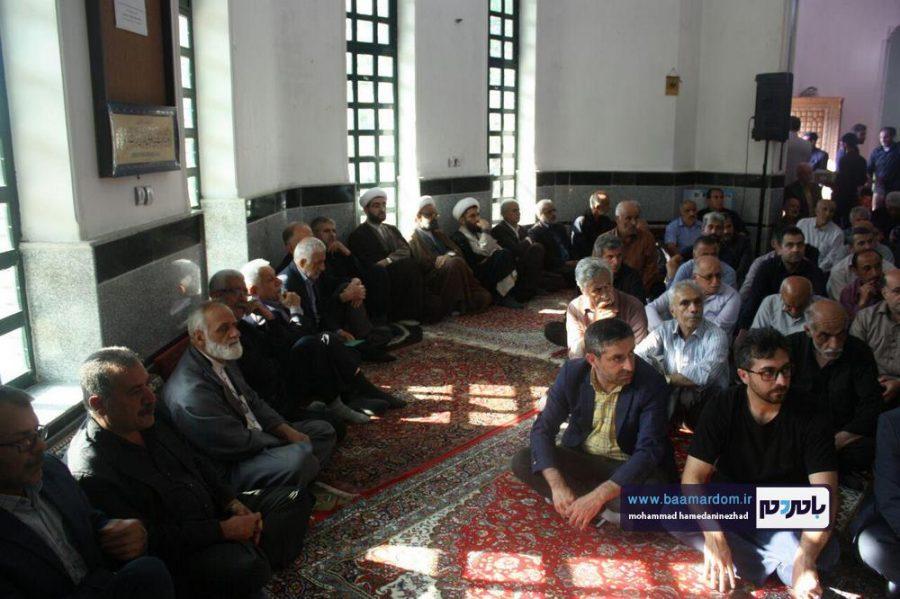 مراسم دومین سالگرد شادروان روح الله قهرمانی 9 - گزارش تصویری مراسم دومین سالگرد شادروان روح الله قهرمانی