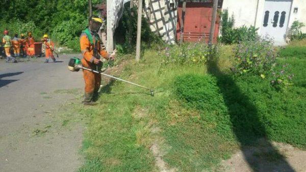 سوم از پاکسازی محلات نواحی ۱۵ گانه شهرداری رشت 600x338 - هفته سوم از پاکسازی محلات نواحی ۱۵ گانه شهرداری رشت برگزار شد