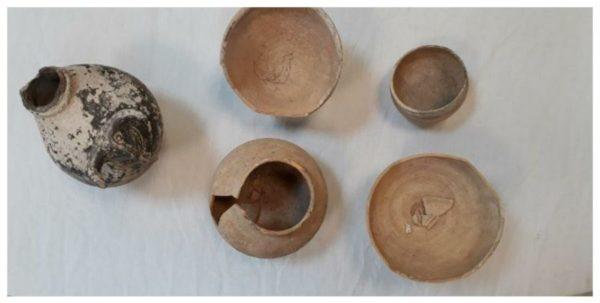 عتیقههای 4 هزار ساله در رودسر 600x303 - کشف عتیقههای 4 هزار ساله در رودسر
