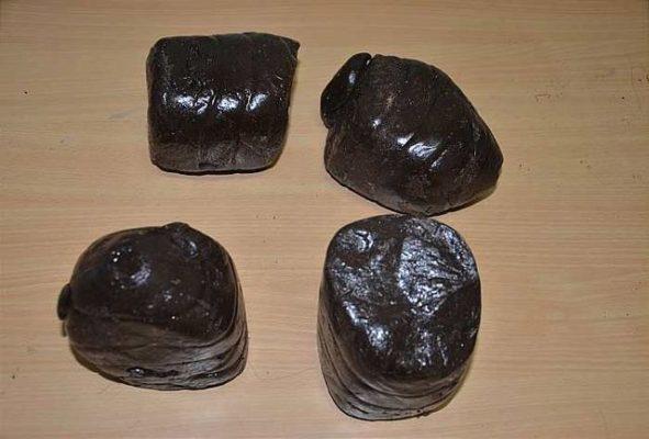 5 کیلوگرم تریاک در رودبار 591x400 - کشف 5 کیلوگرم تریاک در رودبار