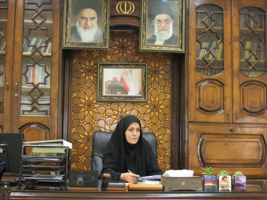 یک آموزگار فرماندار لاهیجان شد