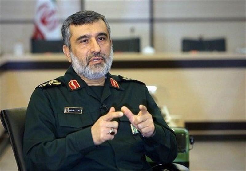 آمریکا تصور نمیکرد پهپاد را سرنگون کنیم/ فکر میکردند فرماندهان ایرانی رجزخوانی میکنند