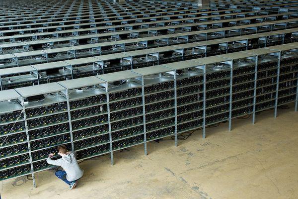 پلمپ دو مرزعه تولید ارز دیجیتال در یزد
