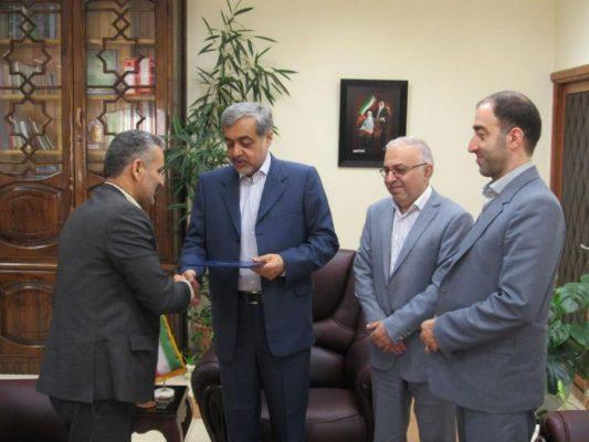 رئیس جدید اداره گاز لاهیجان 2 533x400 - معارفه رئیس جدید اداره گاز لاهیجان برگزار شد