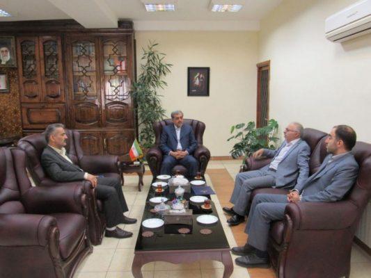 رئیس جدید اداره گاز لاهیجان 3 533x400 - معارفه رئیس جدید اداره گاز لاهیجان برگزار شد