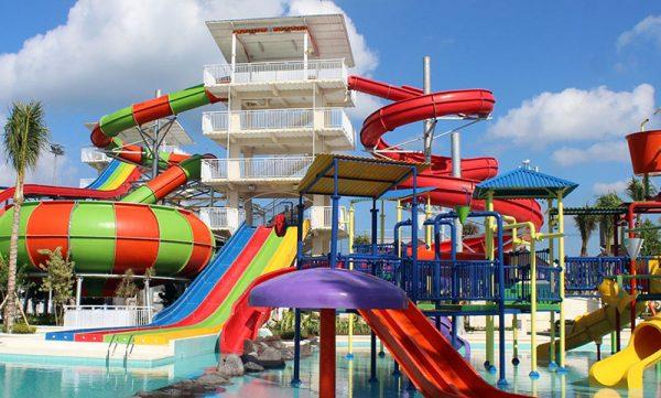 پارک آبی کیش در تور کیش 1 600x361 - معرفی پارک آبی کیش در تور کیش