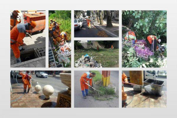 هفتگی محلات شهر رشت وارد مرحله نهم شد 600x400 - پاکسازی هفتگی محلات شهر رشت وارد مرحله نهم شد