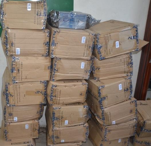 کشف کیسهای قاچاق در لاهیجان