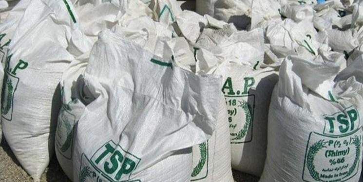 کشف ۳ تن کود شیمیایی قاچاق در لاهیجان