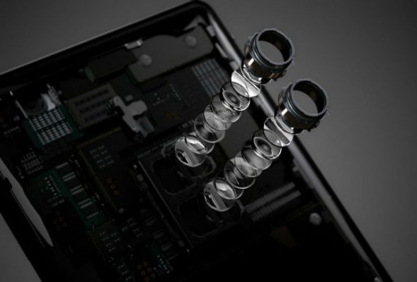Sony Xperia XZ2 Premium Motion Eye Dual Camera001 591x400 - رونمایی آمنی ویژن از یک سنسور 48 مگاپیسلی برای تلفنهای هوشمند