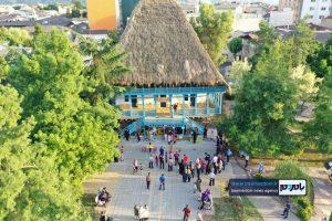 گزارش تصویری جشنواره بازیهای بومی محلی شهرستان لاهیجان