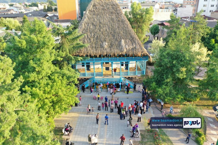 بازیهای بومی محلی شهرستان لاهیجان 1 - گزارش تصویری جشنواره بازیهای بومی محلی شهرستان لاهیجان