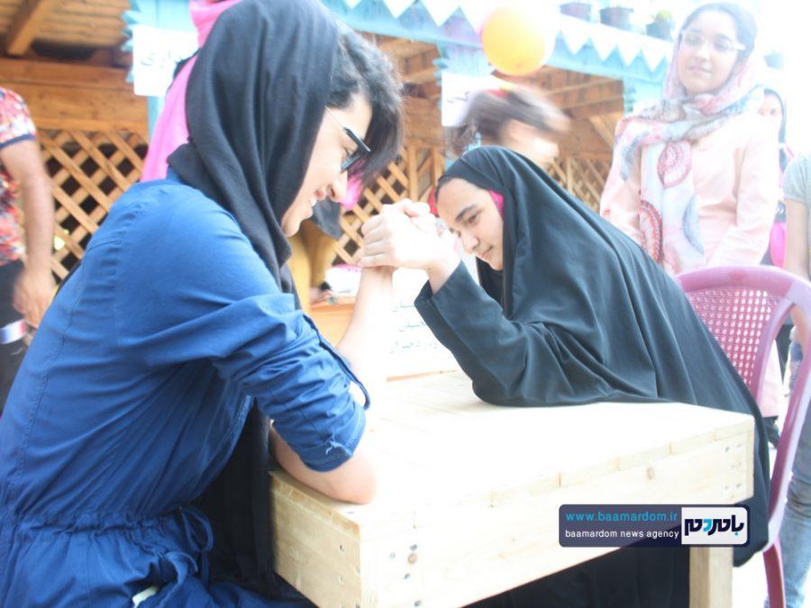 بازیهای بومی محلی شهرستان لاهیجان 10 - گزارش تصویری جشنواره بازیهای بومی محلی شهرستان لاهیجان