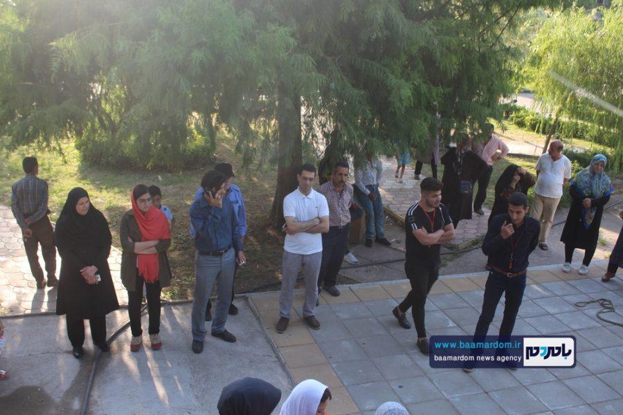 بازیهای بومی محلی شهرستان لاهیجان 12 - گزارش تصویری جشنواره بازیهای بومی محلی شهرستان لاهیجان