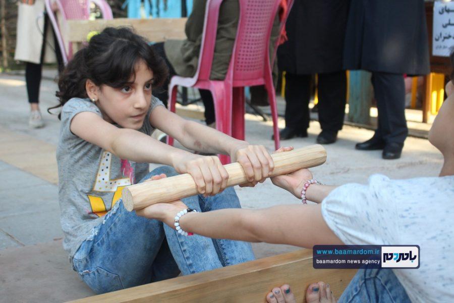 بازیهای بومی محلی شهرستان لاهیجان 13 - گزارش تصویری جشنواره بازیهای بومی محلی شهرستان لاهیجان