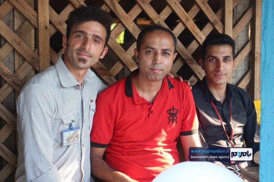 بازیهای بومی محلی شهرستان لاهیجان 16 - گزارش تصویری جشنواره بازیهای بومی محلی شهرستان لاهیجان