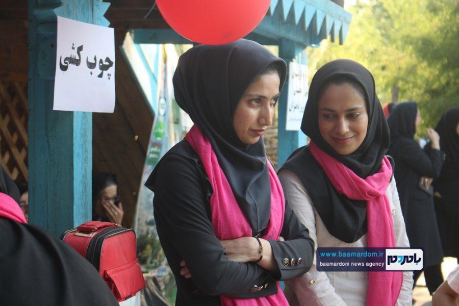 بازیهای بومی محلی شهرستان لاهیجان 17 - گزارش تصویری جشنواره بازیهای بومی محلی شهرستان لاهیجان