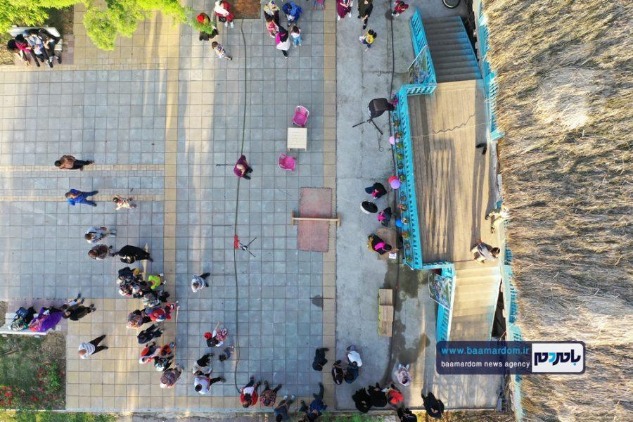 بازیهای بومی محلی شهرستان لاهیجان 2 - گزارش تصویری جشنواره بازیهای بومی محلی شهرستان لاهیجان