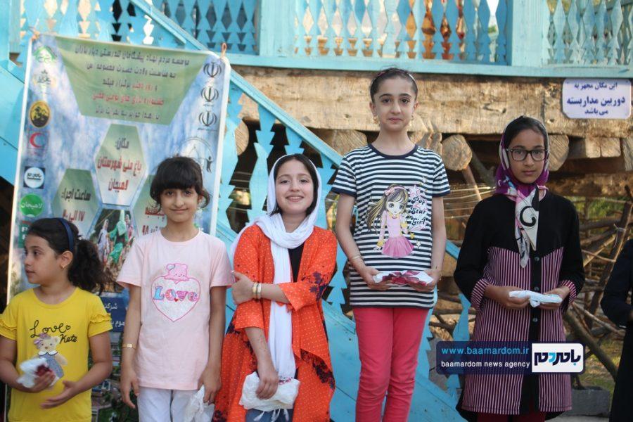 بازیهای بومی محلی شهرستان لاهیجان 22 - گزارش تصویری جشنواره بازیهای بومی محلی شهرستان لاهیجان