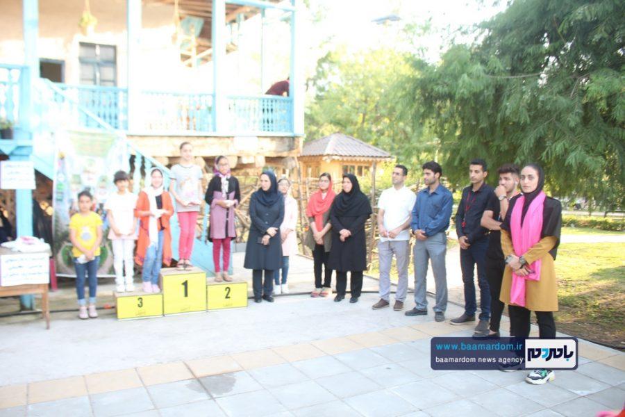 بازیهای بومی محلی شهرستان لاهیجان 23 - گزارش تصویری جشنواره بازیهای بومی محلی شهرستان لاهیجان