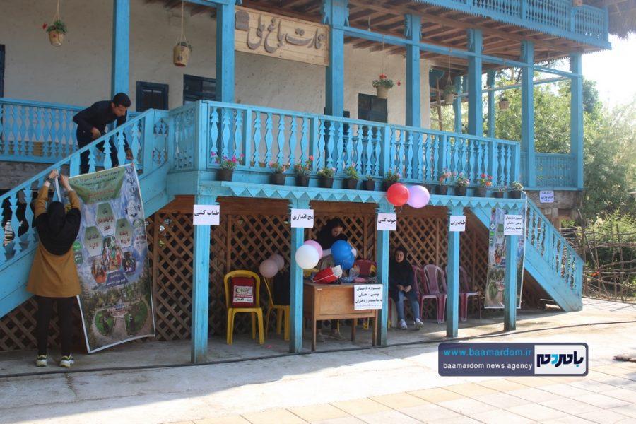 بازیهای بومی محلی شهرستان لاهیجان 3 - گزارش تصویری جشنواره بازیهای بومی محلی شهرستان لاهیجان