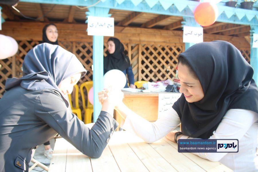 بازیهای بومی محلی شهرستان لاهیجان 5 - گزارش تصویری جشنواره بازیهای بومی محلی شهرستان لاهیجان
