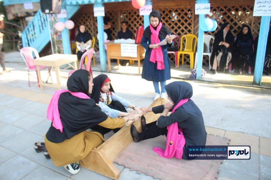 بازیهای بومی محلی شهرستان لاهیجان 6 - گزارش تصویری جشنواره بازیهای بومی محلی شهرستان لاهیجان
