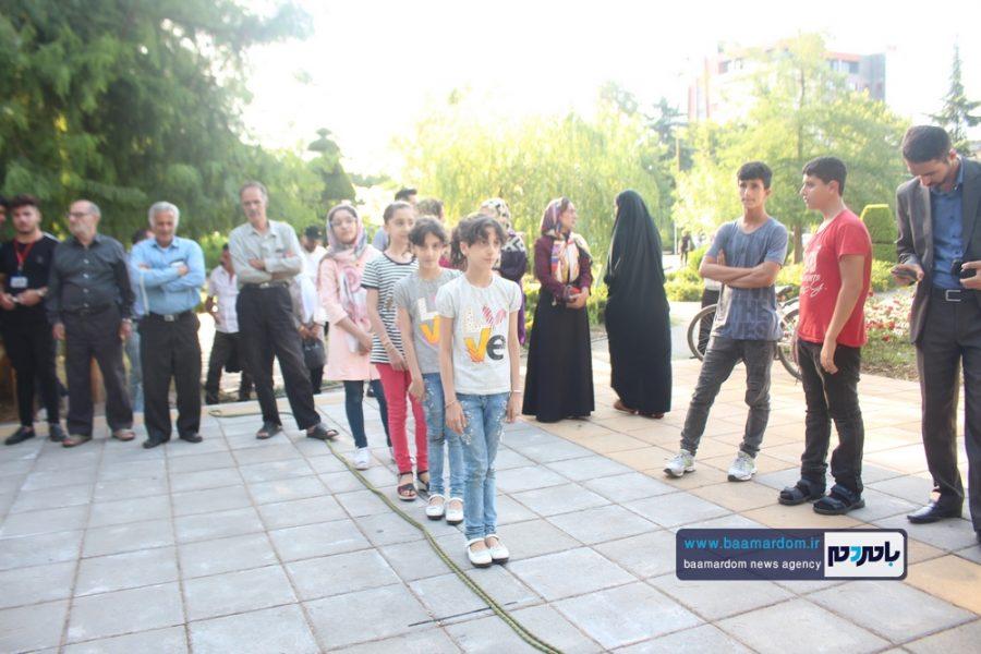 بازیهای بومی محلی شهرستان لاهیجان 7 - گزارش تصویری جشنواره بازیهای بومی محلی شهرستان لاهیجان