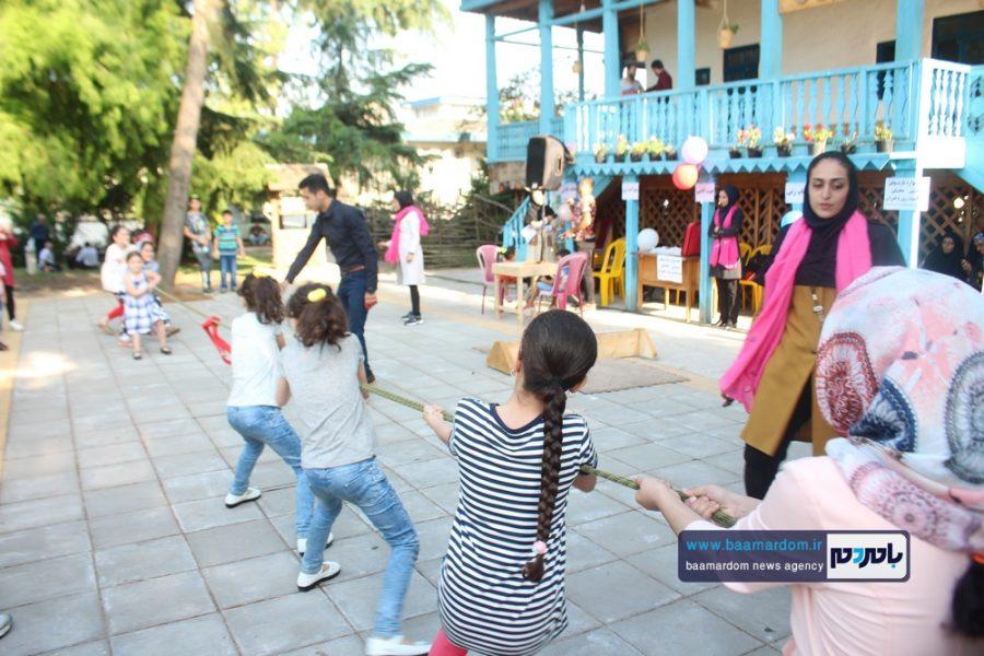 بازیهای بومی محلی شهرستان لاهیجان 8 - گزارش تصویری جشنواره بازیهای بومی محلی شهرستان لاهیجان