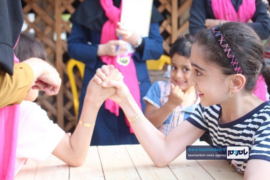 بازیهای بومی محلی شهرستان لاهیجان 9 - گزارش تصویری جشنواره بازیهای بومی محلی شهرستان لاهیجان