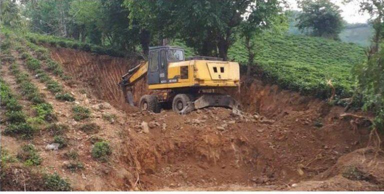 نقش حمایتی برخی از مدیران محلی در پرونده های زمین خواری لاهیجان