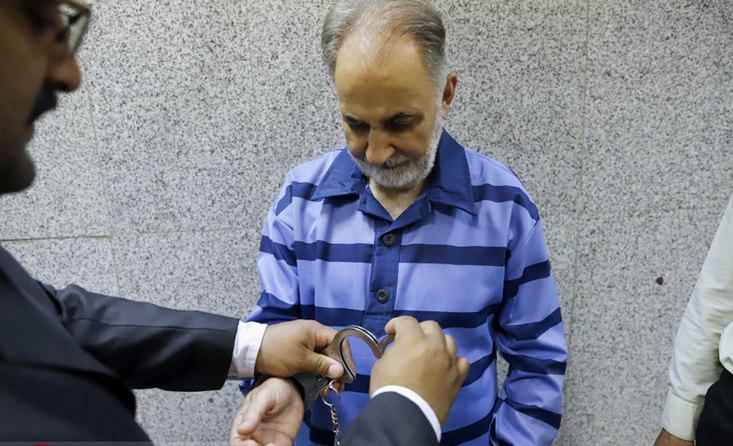 قرائت دست نوشته نجفی قبل از قتل/ همسرم بارها تهدید کرده بود با مردان اجنبی، همبستر خواهد شد