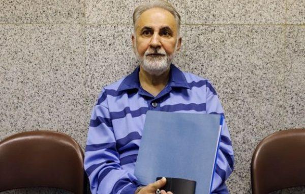 محمدعلی نجفی 600x381 - اتهام قتل عمد را به هیچ عنوان قبول ندارم/ عنوان مهدور الدم را بیان نکردم، بازپرس میخواست آن را در دهان من بگذارد