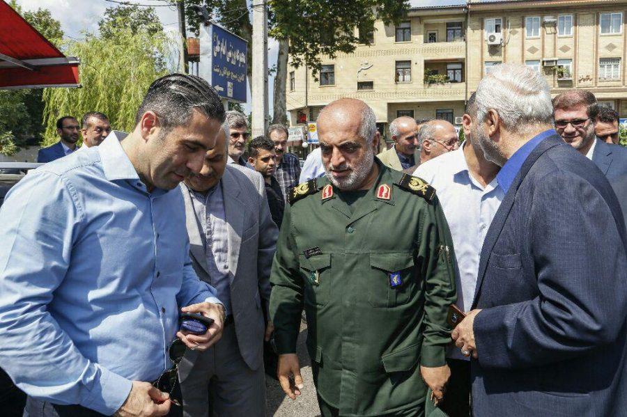 محموله کمکهای سپاه قدس گیلان به مناطق سیلزده ارسال شد+ تصاویر
