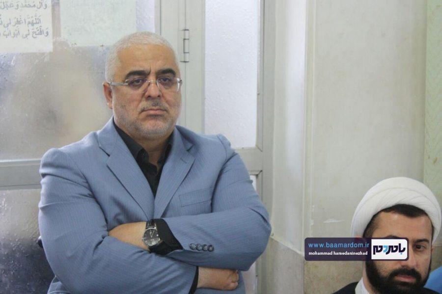 سالگرد شهید انصاری تنها استاندار شهید کشور در رودسر 10 - گزارش تصویری مراسم سالگرد شهید انصاری تنها استاندار شهید کشور در رودسر