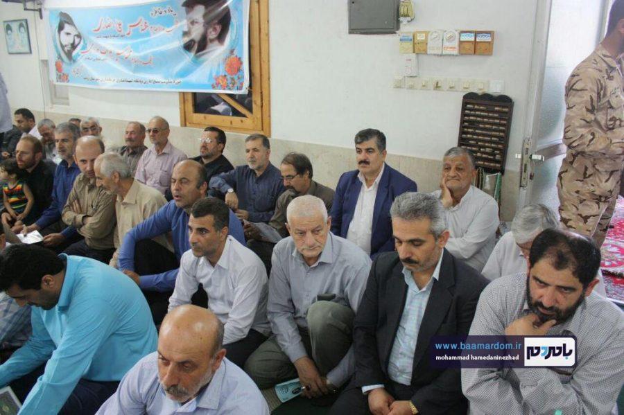 سالگرد شهید انصاری تنها استاندار شهید کشور در رودسر 14 - گزارش تصویری مراسم سالگرد شهید انصاری تنها استاندار شهید کشور در رودسر