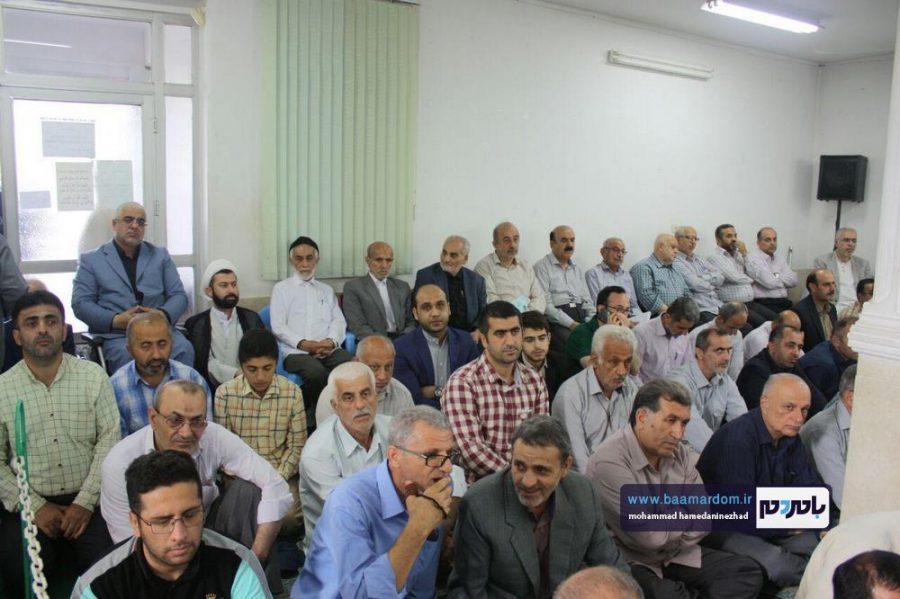 سالگرد شهید انصاری تنها استاندار شهید کشور در رودسر 7 - گزارش تصویری مراسم سالگرد شهید انصاری تنها استاندار شهید کشور در رودسر