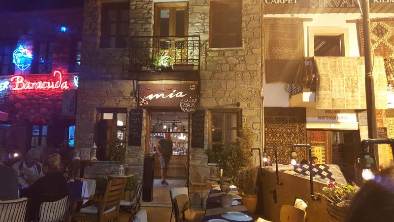 معرفی رستوران های مارماریس در تور مارماریس