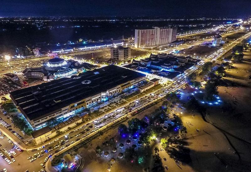 پنجمین دوره جشنواره تابستانه منطقه آزاد انزلی شروع به کار کرد