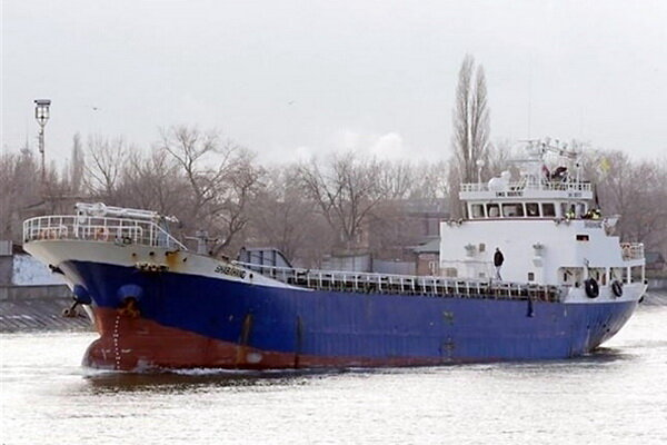 بار کشتی غرق شده ایرانی چه بود؟