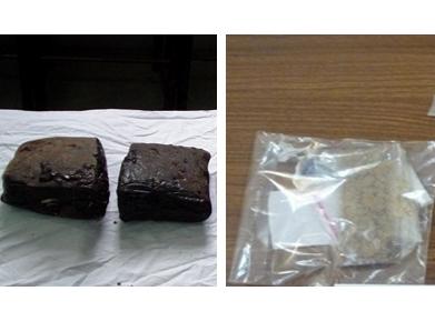 بیش از 4 کیلو انواع موادمخدر در لنگرود - کشف بیش از 4 کیلو انواع موادمخدر در لنگرود