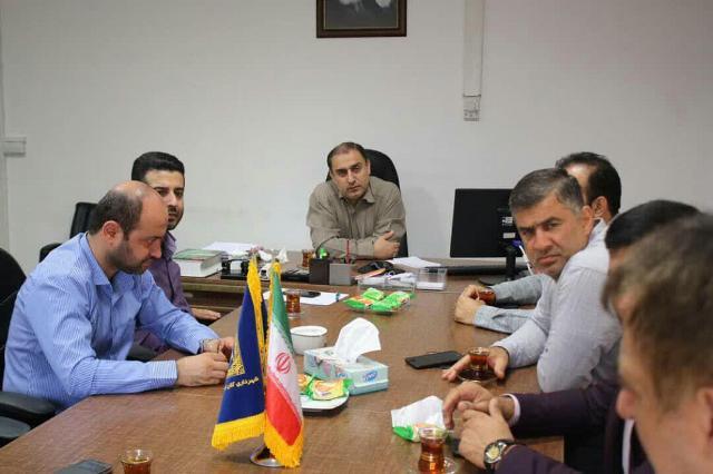 قدم های اعضای شورای اسلامی کار شهرداری رشت برای خانه دار کردن پرسنل
