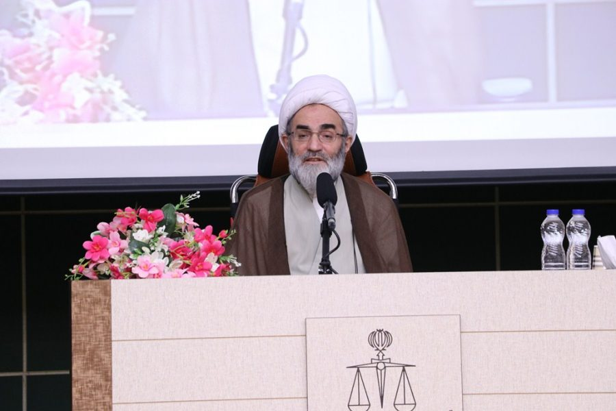 الله فلاحتی - گزارش تصویری مراسم تکریم و معارفه رییس کل دادگستری گیلان