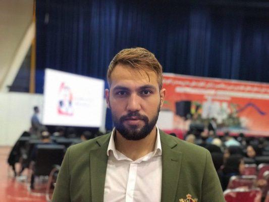 احسان میرزایی 533x400 - شکستن رکورد ماساژ جهان در گیلان
