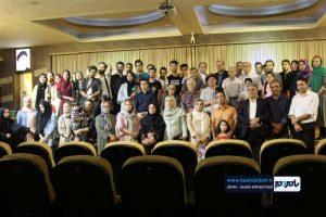 گزارش تصویری افتتاحیه آموزشگاه آزاد تئاتر فرهنگستان گیلان در لاهیجان