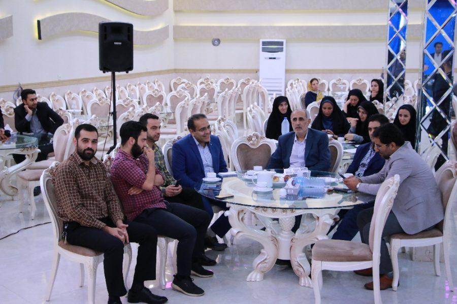تجلیل از خبرنگاران توسط فرمانداری آستانهاشرفیه 1 - گزارش تصویری تجلیل از خبرنگاران توسط فرمانداری آستانهاشرفیه