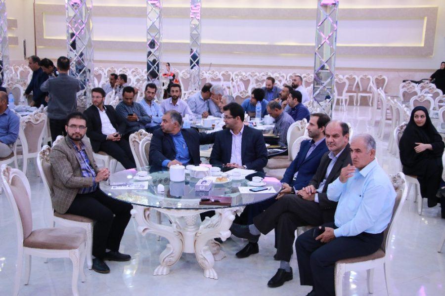 تجلیل از خبرنگاران توسط فرمانداری آستانهاشرفیه 11 - گزارش تصویری تجلیل از خبرنگاران توسط فرمانداری آستانهاشرفیه