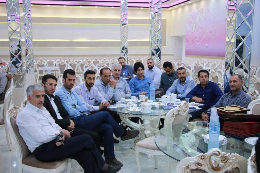 تجلیل از خبرنگاران توسط فرمانداری آستانهاشرفیه 2 - گزارش تصویری تجلیل از خبرنگاران توسط فرمانداری آستانهاشرفیه