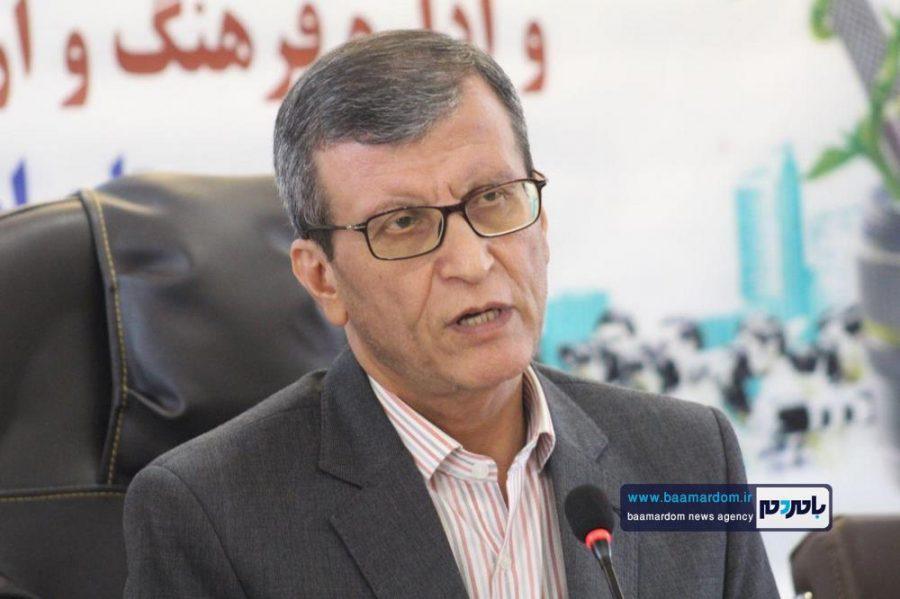 از خبرنگاران گیلانی در املش 1 - گزارش تصویری تجلیل از خبرنگاران در فرمانداری املش