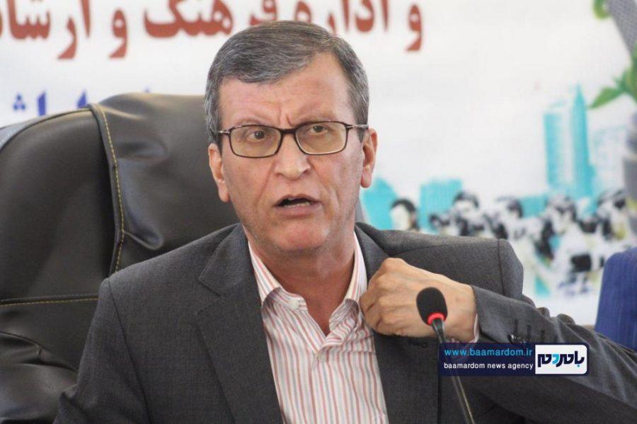 از خبرنگاران گیلانی در املش 13 - گزارش تصویری تجلیل از خبرنگاران در فرمانداری املش